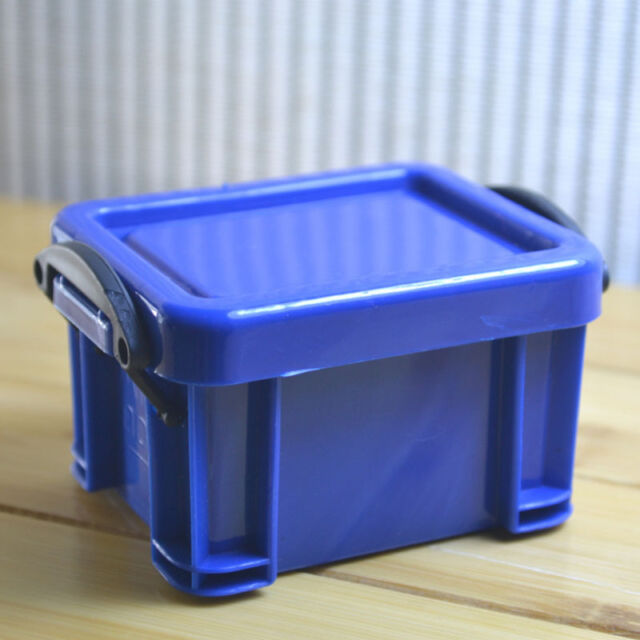 2017 Affordable Practical Container Organizer Mini With Lid Storage Box Case