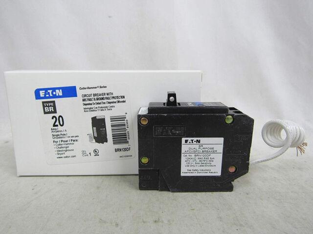 15A Eaton BR215 Breaker Type BR 120//240V 10 kAIC 2P