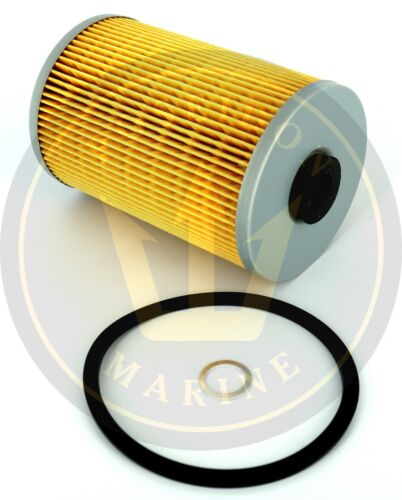 Fuel filter kit for Yanmar 6LY-STE UTE 6LYA 6LYM 6LY2 6LY3 RO 41650-502330