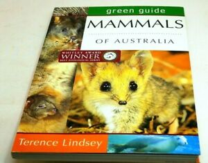 Mammals-of-Australia-Australian-Green-Guides-by-Lindsey-Terence-Paperback