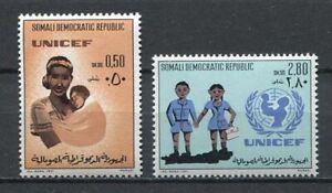 29713a) DEALER STOCK SOMALIA 1971 MNH** UNICEF 2v (X10 SETS)