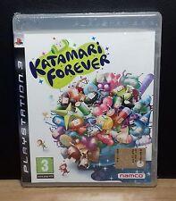 KATAMARI FOREVER - PS3 - PlayStation 3 - PAL - NUOVO NEW OLD STOCK SEALED