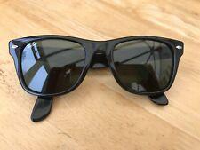 6c29c03b41 item 2 RAY BAN WAYFARER RB2113 901 50 19 3N Black Sun Glasses   Flex Hinges  -RAY BAN WAYFARER RB2113 901 50 19 3N Black Sun Glasses   Flex Hinges