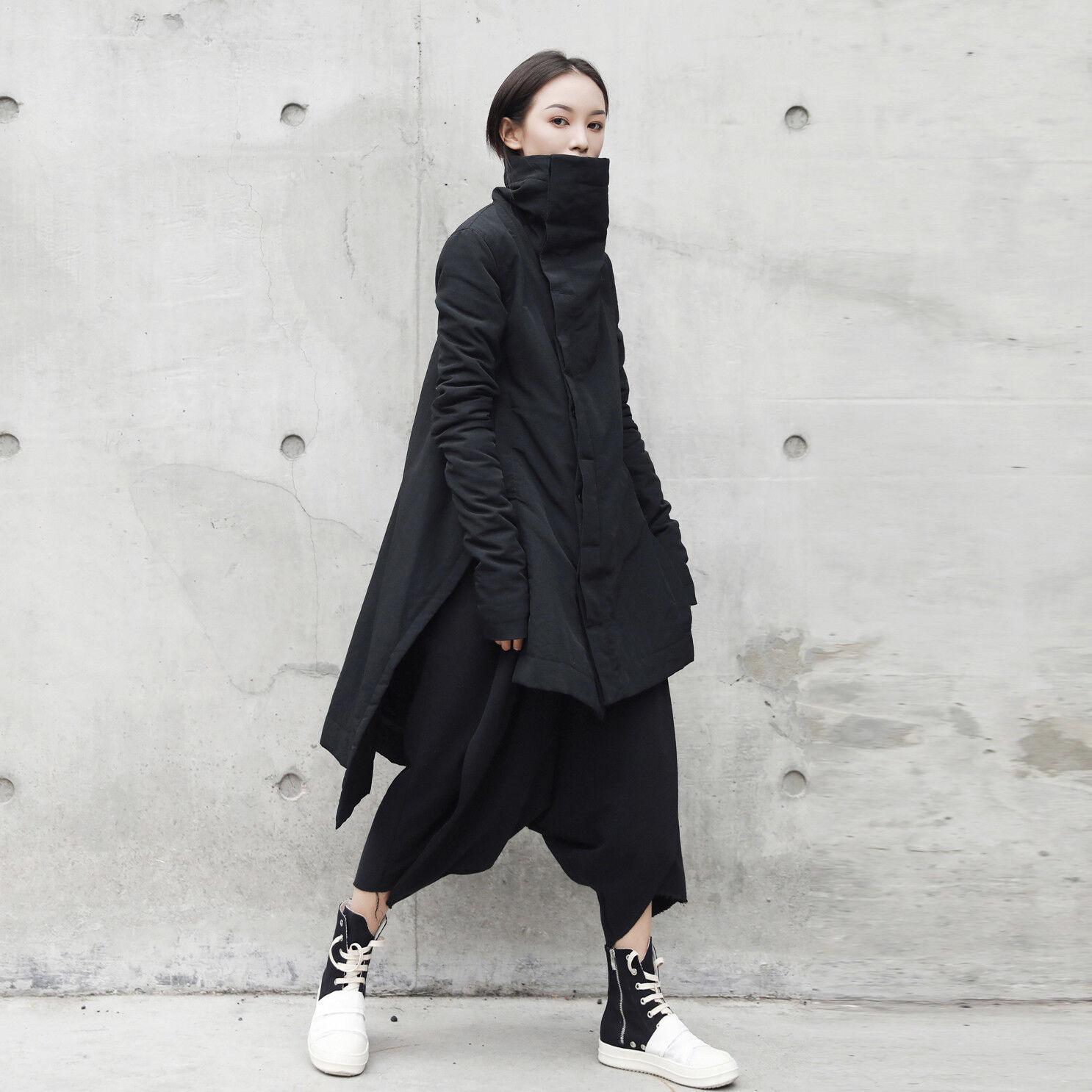 Manteau Matelassé Mode Femme Duvet Manteau Lumière black Veste Slim F591