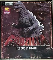 Previews Exclusive X-plus Reissue Godzilla 1984 12 Inch Figure With Box