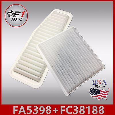 FA5363 FC38188 CA9115 CF10139  xA xB Echo  ENGINE /& CABIN AIR FILTER PACKAGE