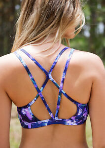 NEW-Womens-Lorna-Jane-Activewear-Tranquillity-Sports-Bra