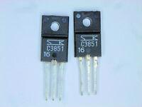 2sc3851 original Sanken Transistor 2 Pcs