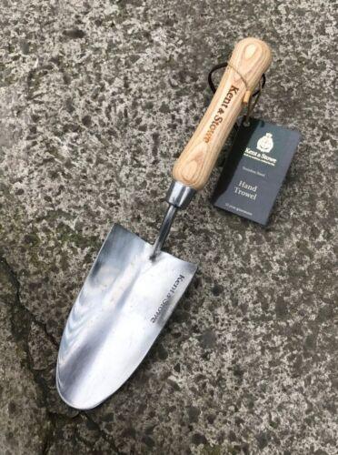 Kent /& Stowe Stainless Steel Garden Hand Trowel