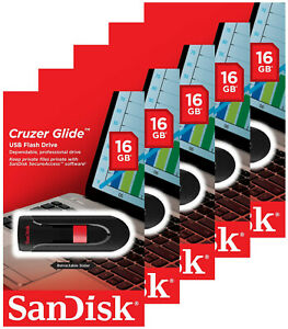 5-Pack-SanDisk-16GB-Cruzer-Glide-USB-2-0-Flash-Drive-SDCZ60-016G-B35-Retail