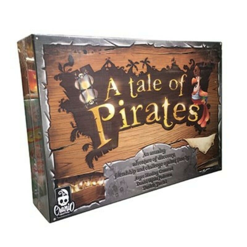 A Tale of Pirates - New