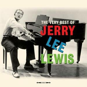 The-Very-Best-Best-Of-Jerry-Lee-Lewis-2LP-180G-Gatefold-Vinyl-Coloured-Record