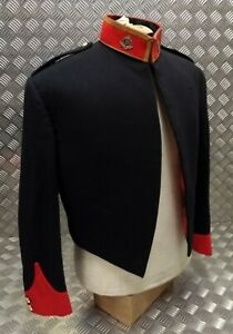 Genuine-Vintage-British-Army-Royal-Military-Police-Captains-Mess-Dress-Jacket