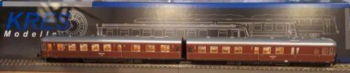 TT VT 137 Bauart Stettin 2-teilig DRG Ep.II analog digital Kres NEU