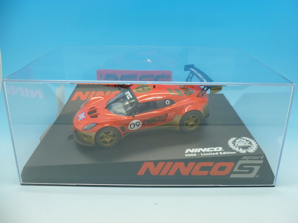 Ninco Lotus NSCC Limited Edition