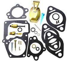 Zenith Carburetor Kit Float Fit Buda Allis Chalmers Engine 6b230 11275 11601 Ap1