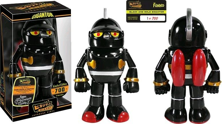 Funko--Gigantor - Night Strike  Hikari Figure  détaillants en ligne