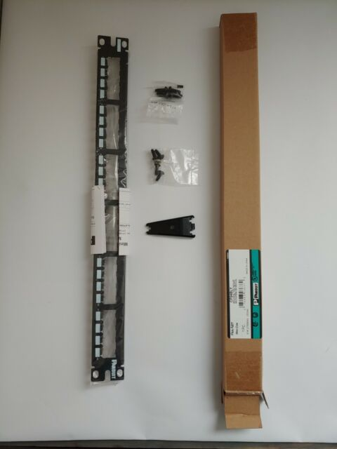 NEW Panduit CPPL24WBLY 24 Port Mini-Com Modular Patch ...