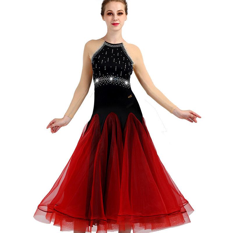 NEU Latino Latino Latino salsa Kleid TanzKleid Standard LatinaKleid Latein Turnierkleid FM366 | Meistverkaufte weltweit  | Vorzugspreis  a5c6ac