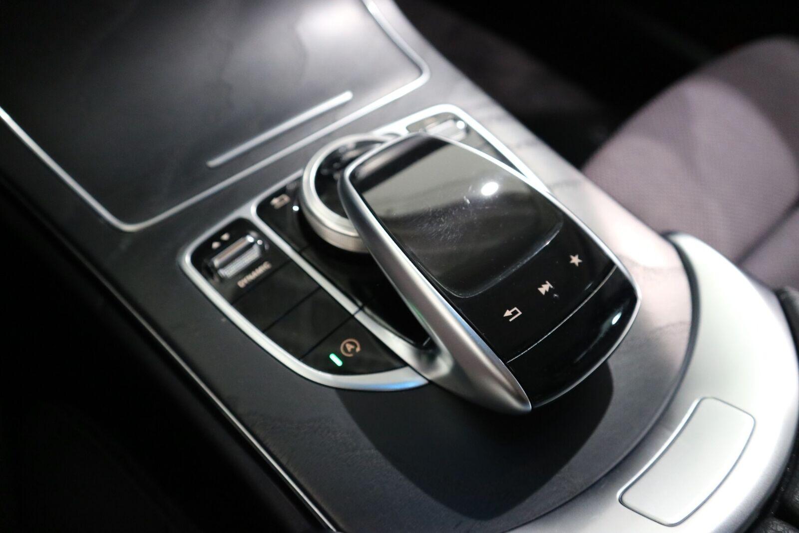 Mercedes C220 d 2,2 AMG Line stc. aut. - billede 11
