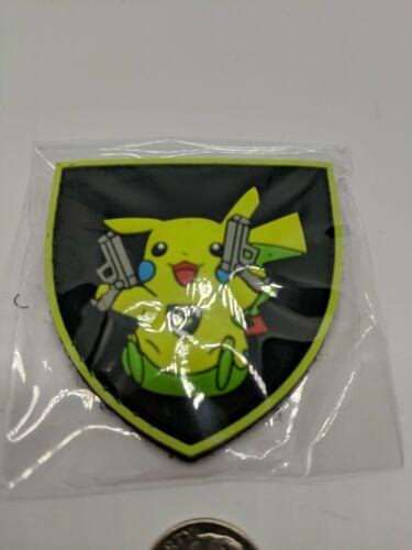 Night Fision Pikachu Pokemon Morale Patch 2020 Shot Show