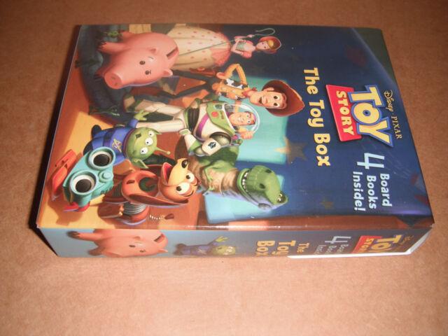 Friendship Box: The Toy Box by Kristen L. Depken (2010, Board Book)