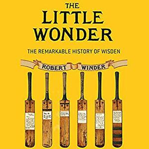 The-Little-Wonder-by-Robert-Winder-Unabridged-Audio-Book-MP3-DISCS-ONLY