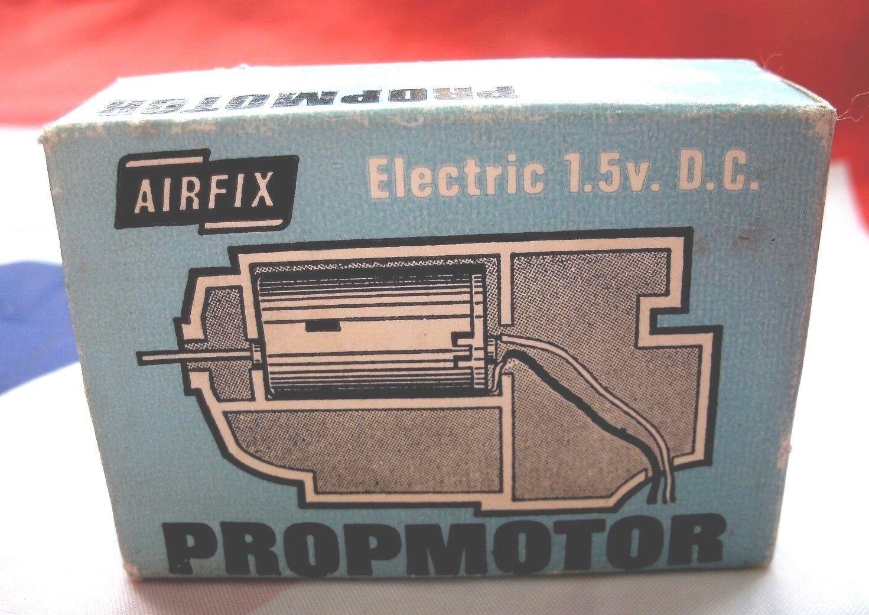 NOS Airfix 1.5 v model propmotor cat no 1201.m still in the original box