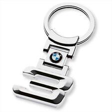 BMW 3 Series Stainless Steel Key Ring Chain Fob Keyring E30 E36 E46 E90 E92 E93