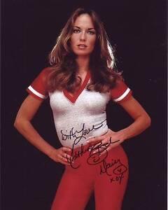 Television Catherine Bach Signed Autographed Photo Autographs-original