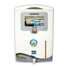 Aqua Ultra Novo Ro+Uv+Uf+Mineral+Tds Water Purifier With Free 3 Spun filter.