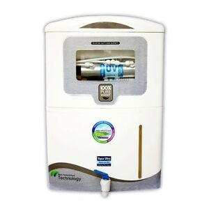 Aqua Ultra Water Purifier Novo 15 Litre RO+UV+UF+Mineral+TDS With Mfg warranty