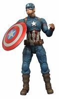 Marvel Select Captain America 3 Civil War Captain America Action Figure on sale