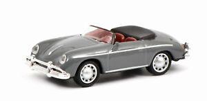 Porsche-356-a-Grigio-1-87-Schuco-26329