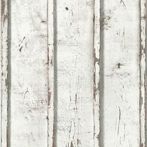 RUSTIC-WOOD-PLANKS-WALLPAPER-WHITE-AS-CREATION-9537-01-FEATURE-WALL-NEW