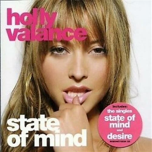 1 of 1 - HOLLY VALANCE State Of Mind CD NEW