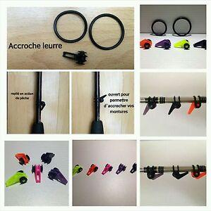 Lot-de-2-Accroches-Leurre-Noir-Jaune-Orange-Easy-hook-keeper-Black-Orange-Pink