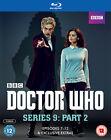 Doctor Who - Series 9 Part 2 Blu-ray Peter Capaldi Jenna Coleman