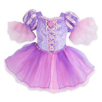 Disney Store Rapunzel Deluxe Costume Baby 12 18 24 Mo Tangled Princess