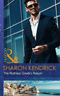 The Ruthless Greek's Return by Sharon Kendrick (Paperback, 2015)