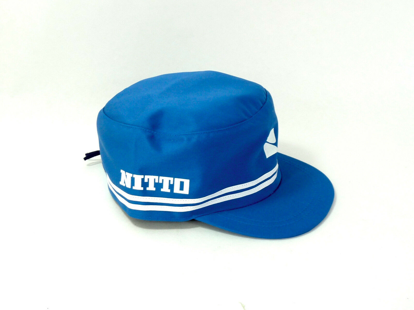 NITTO Factory Workers hat Vintage Bicycle NOS Japan size 62 Large Cap NEW