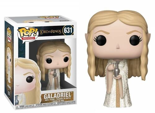 Galadriel Pop! Movies #631: The Lord of the Rings