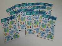 Blues Clues Stickers - Lot Of 12 Packages - Blue's Clues