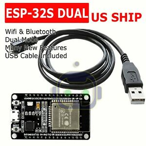 ESP-32S-ESP32-NodeMCU-Development-Board-2-4GHz-WIFI-Bluetooth-Dual-Mode