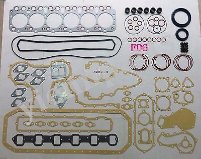 FD6 FD6T Full Overhaul Gasket Kit For Nissan Engine CM80 CMA81 CM90 Truck Repair