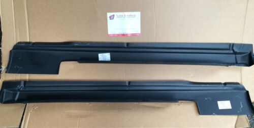 25-19-00-1//2 Ford Escort Mk2 FULL PAIR OUTER SILL PANELS with Door Step 2 door