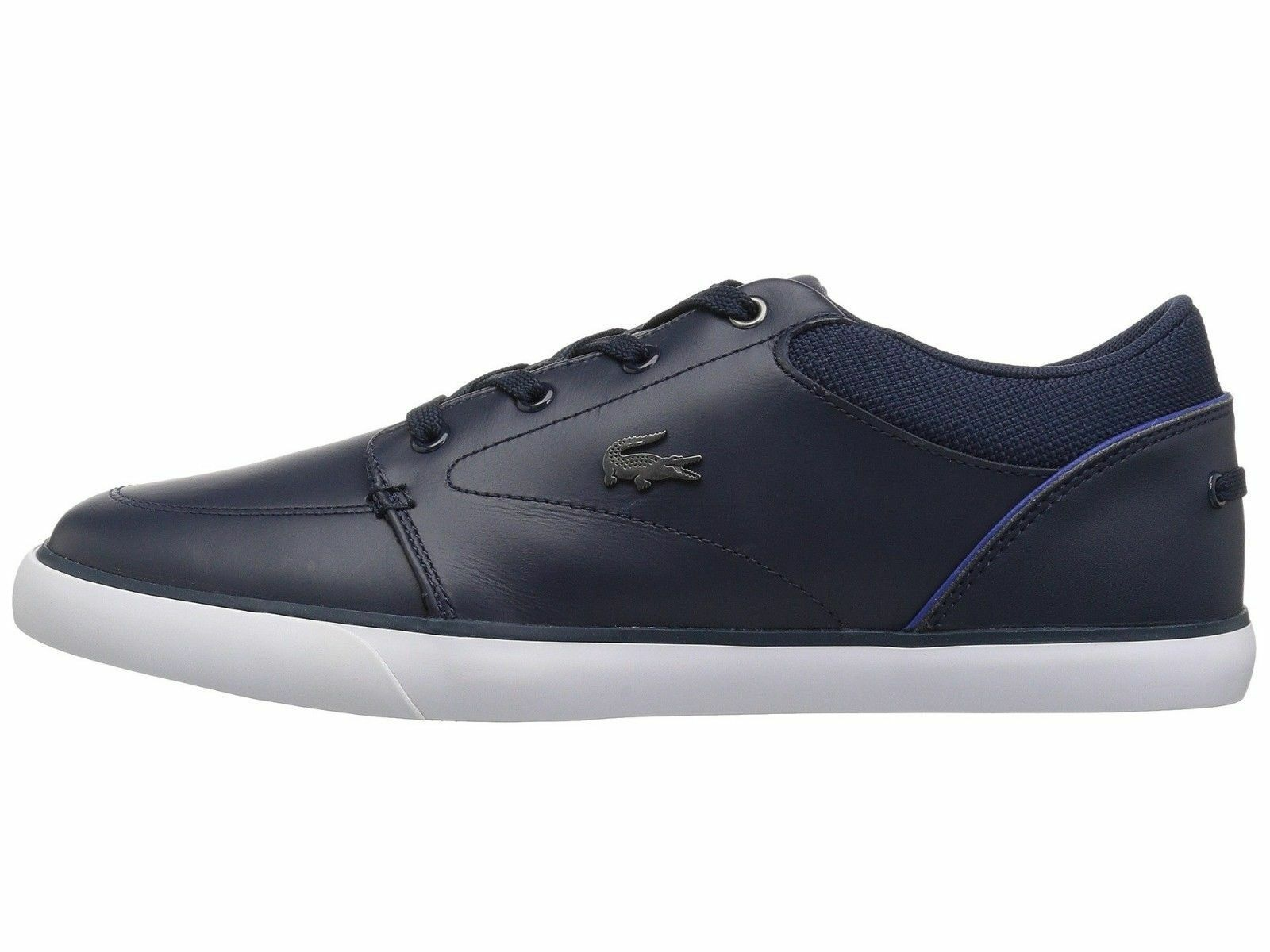 Lacoste Bayliss 318 2 Navy Dark Sneaker Blue Men's Shoe Fashion Sneaker Dark 36CAM0007ND1 a6ce69