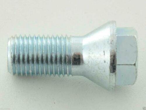 20 x M14 x 1,5 corta testa WHEEL SPACER Adattatore bulloni 21mm