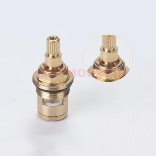Brass Replacement Ceramic Disc Tap Valve Cartridges Kitchen Basin Bathroom Parts