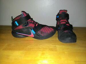 9 o 886916280152 Soldier James 5 Lebron 084 Ix Negro 749417 12 Tama Multicolor Nike 2015 Zapatos IwpCHH